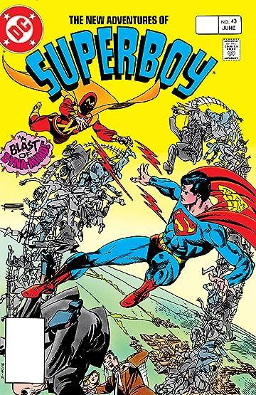 New Adventures of Superboy (1980-1984) #42