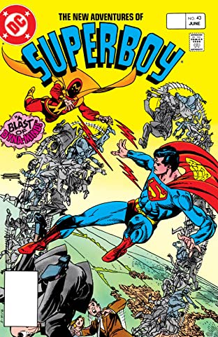 New Adventures of Superboy (1980-1984) #42