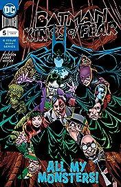 Batman: Kings of Fear (2018-2019) #5