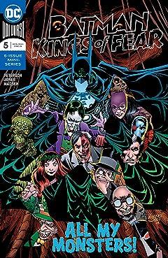 Batman: Kings of Fear (2018-) #5