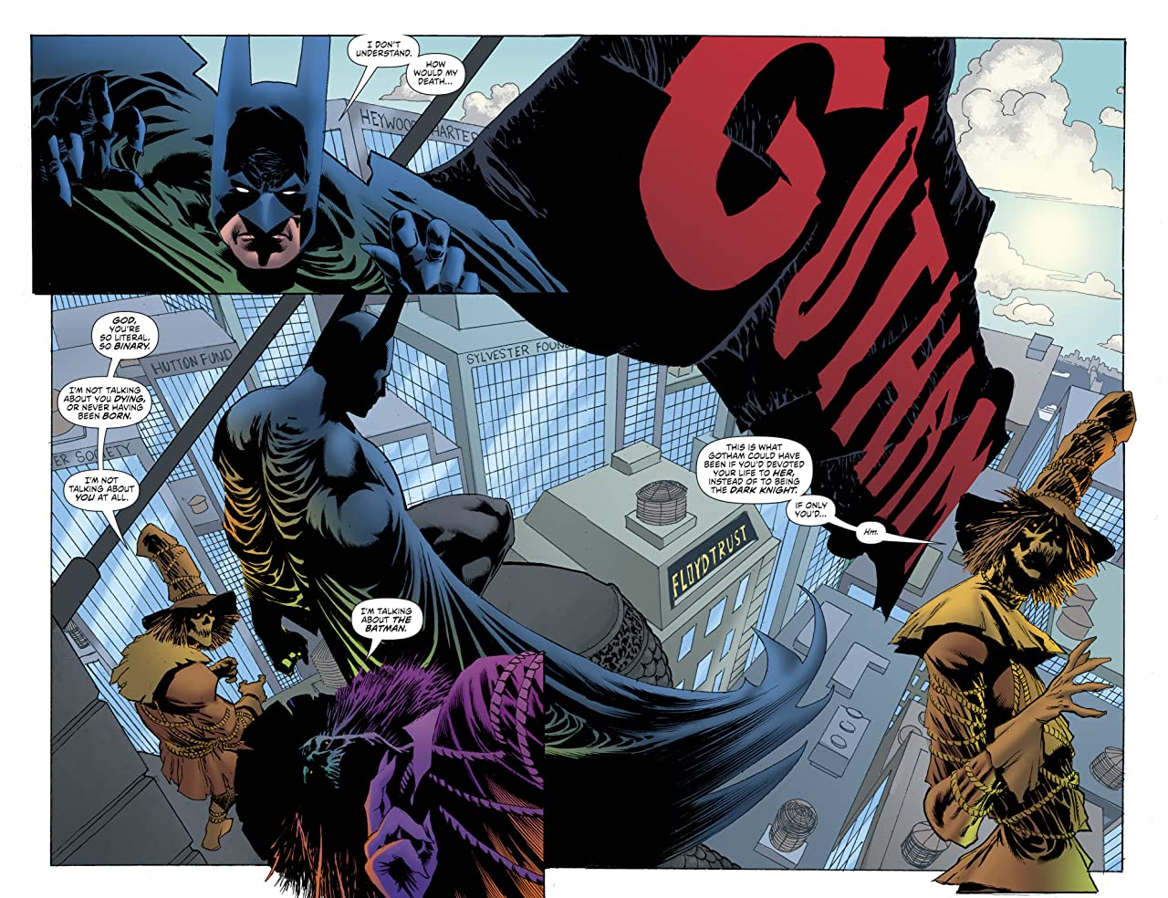 Batman: Kings of Fear (2018-) #5