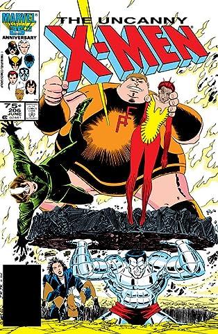 Uncanny X-Men (1963-2011) #206