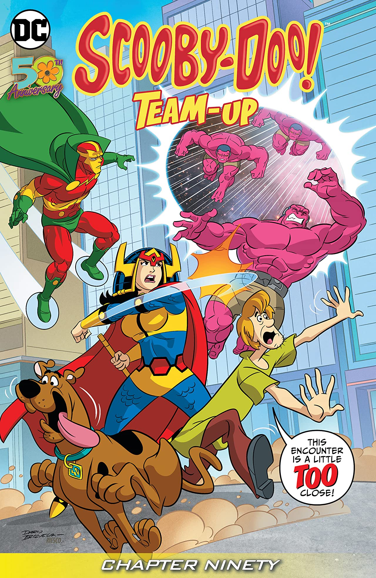 Scooby-Doo Team-Up (2013-) #90