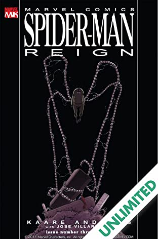 Spider-Man: Reign #3 (of 4)