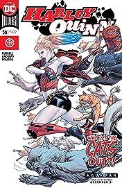 Harley Quinn (2016-) #56