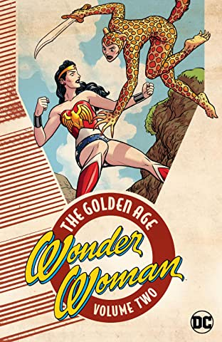 Wonder Woman: The Golden Age Vol. 2