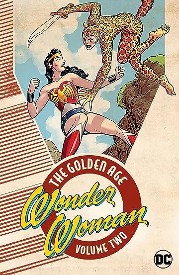 Wonder Woman: The Golden Age Vol. 2