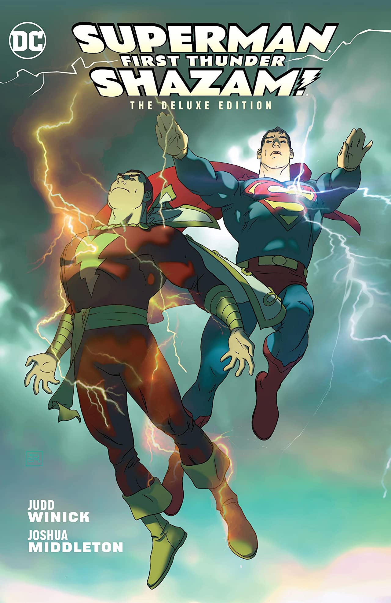 Superman/Shazam!: First Thunder (2005-2006) Deluxe Edition