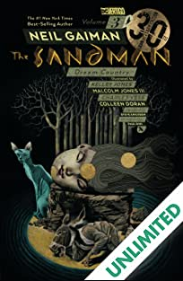 Sandman Vol. 3: Dream Country - 30th Anniversary Edition