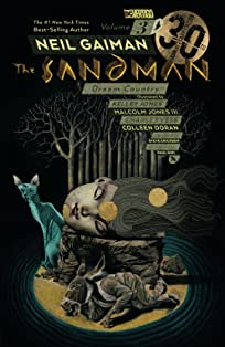 Sandman Tome 3: Dream Country - 30th Anniversary Edition