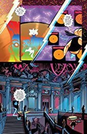 Cave Carson Has an Interstellar Eye (2018-)