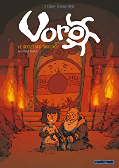 Voro Vol. 2: Le secret des trois rois - deuxième partie