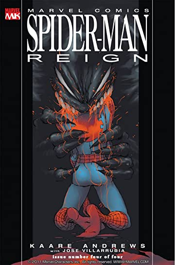Spider-Man: Reign #4 (of 4)