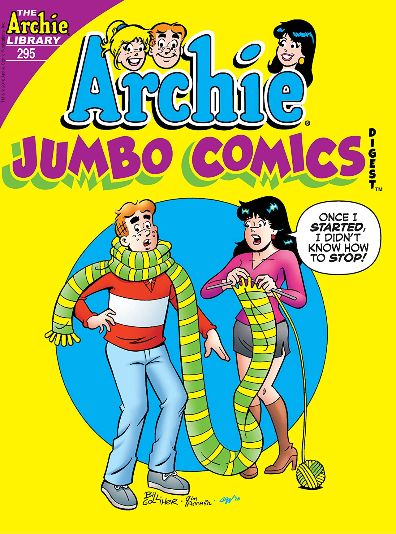 Archie Comics Double Digest #295