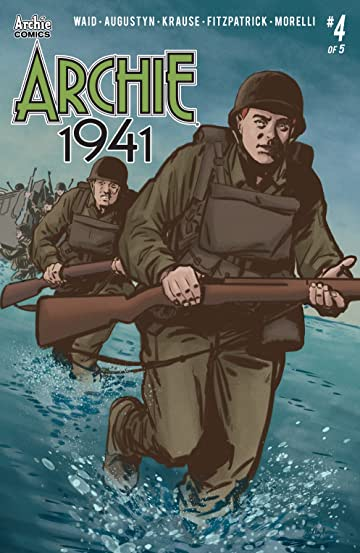 Archie 1941 No.4