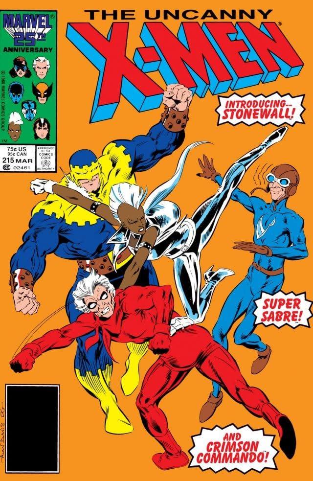 Uncanny X-Men (1963-2011) #215