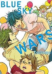 Blue Sky Wars (Yaoi Manga) Vol. 1