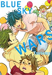 Blue Sky Wars (Yaoi Manga) Vol. 1