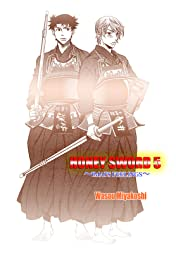 Honey Sword (Yaoi Manga) Vol. 5
