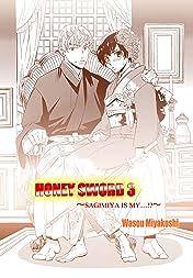 Honey Sword (Yaoi Manga) Vol. 3
