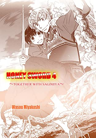 Honey Sword (Yaoi Manga) Vol. 4