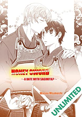 Honey Sword (Yaoi Manga) Vol. 1