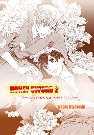 Honey Sword (Yaoi Manga) Vol. 2