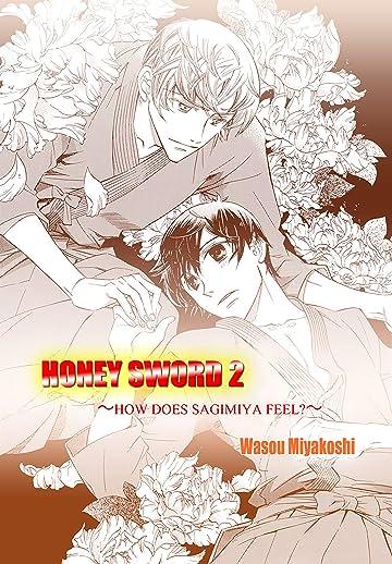 Honey Sword (Yaoi Manga) Vol. 2