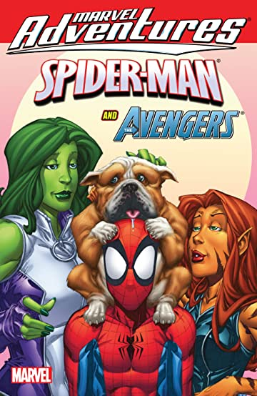 Marvel Adventures Spider-Man & The Avengers