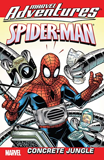 Marvel Adventures Spider-Man Vol. 4: Concrete Jungle