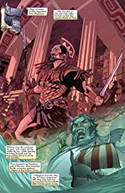 Marvel Illustrated: The Odyssey