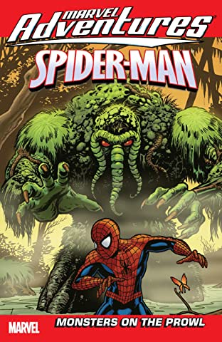 Marvel Adventures Spider-Man Tome 5: Monsters On The Prowl