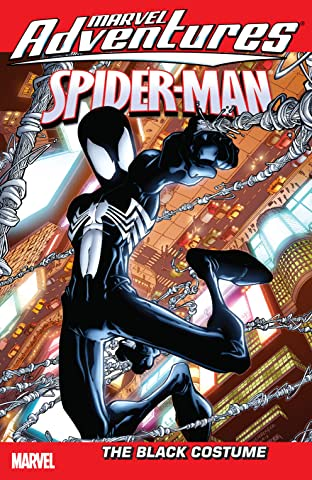 Marvel Adventures Spider-Man Tome 6: Black Costume