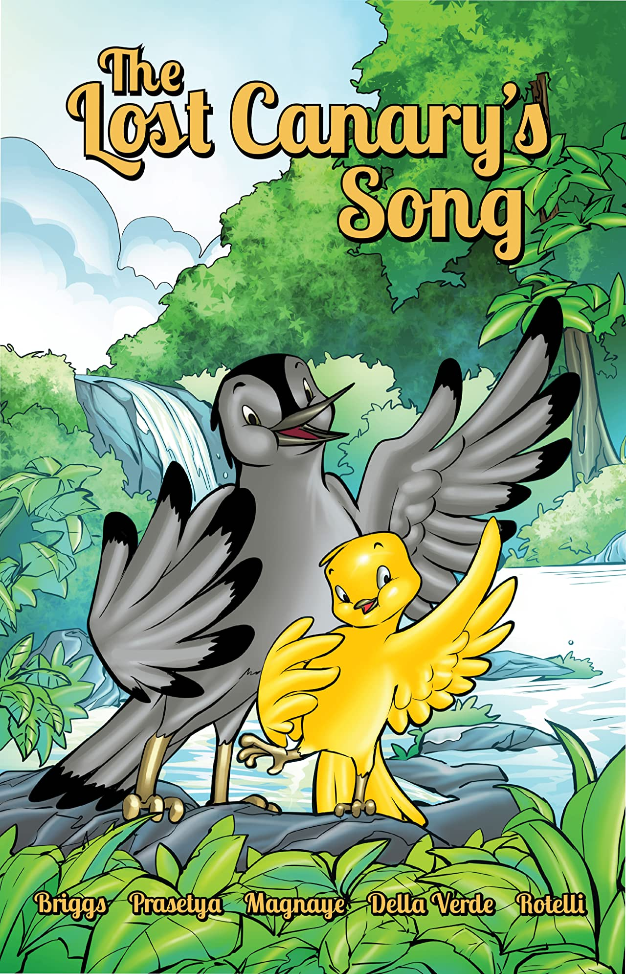 The Lost Canary's Song