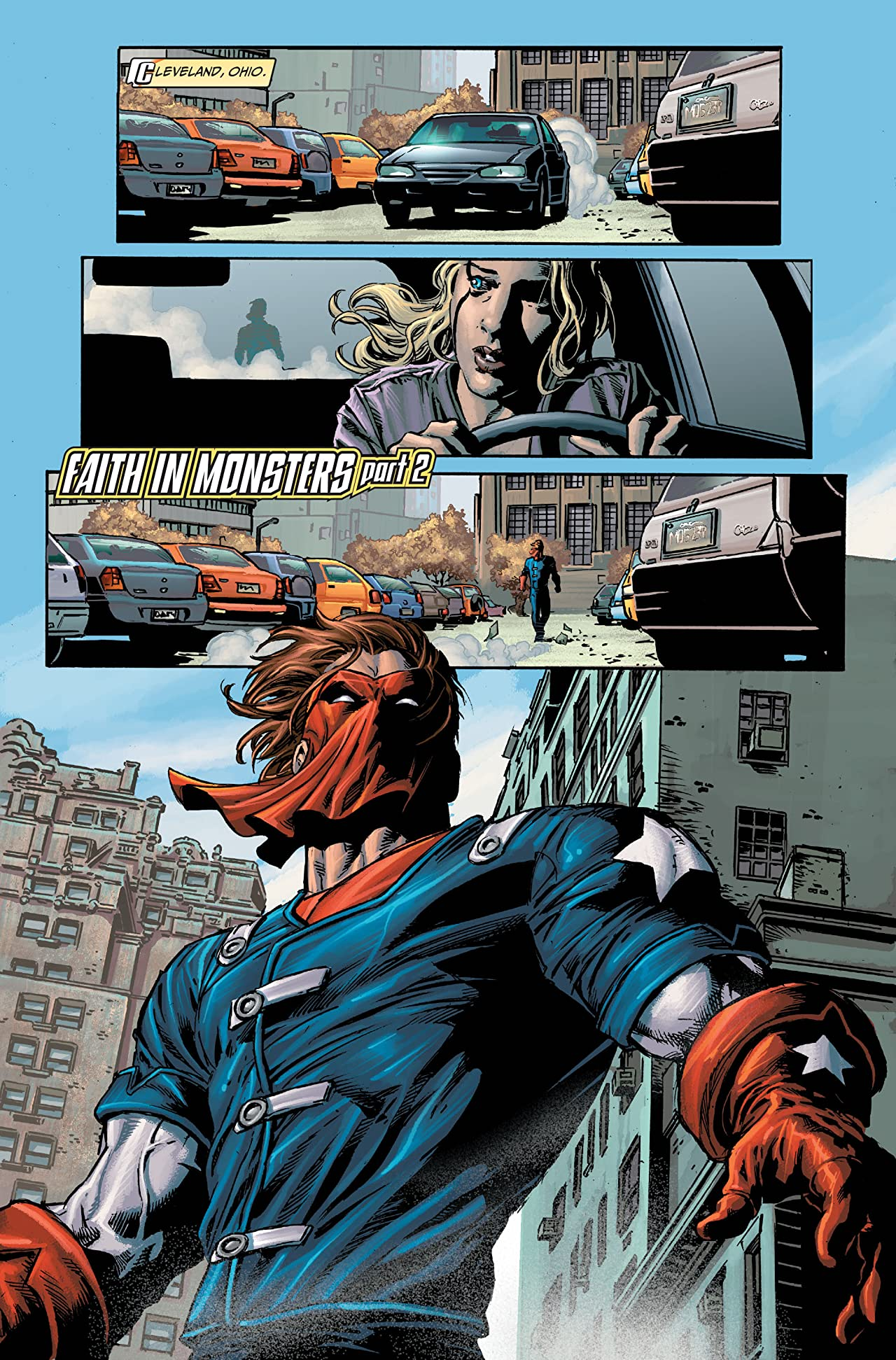 Thunderbolts (2006-2012) #111