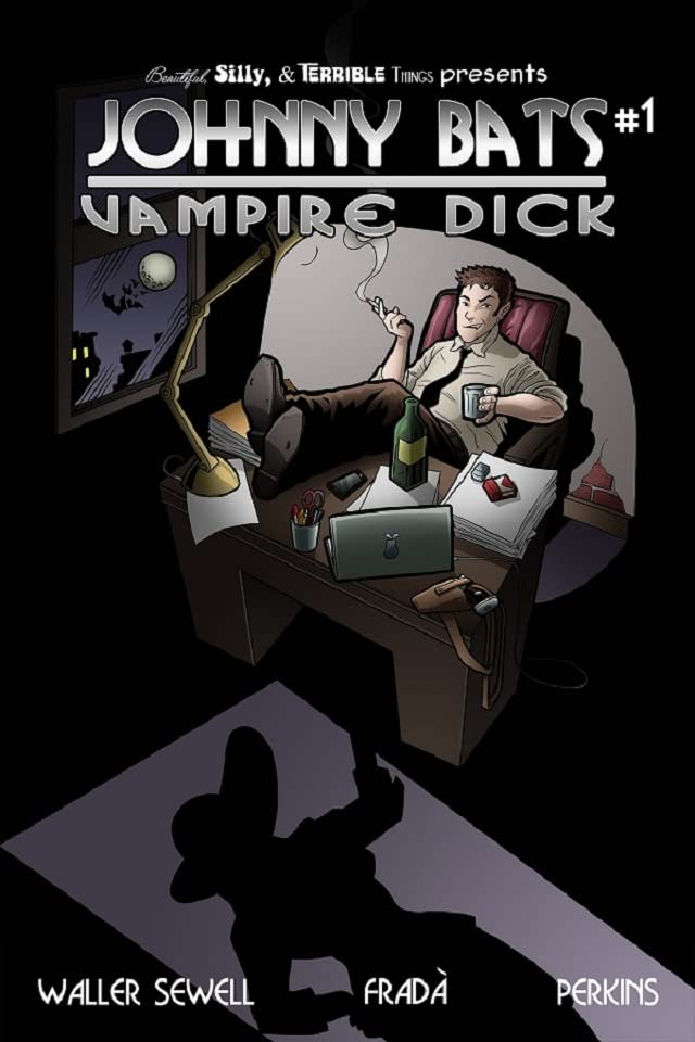 Johnny Bats, Vampire Dick #1