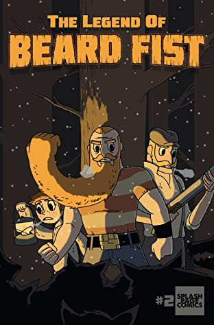 The Legend of Beard Fist #2