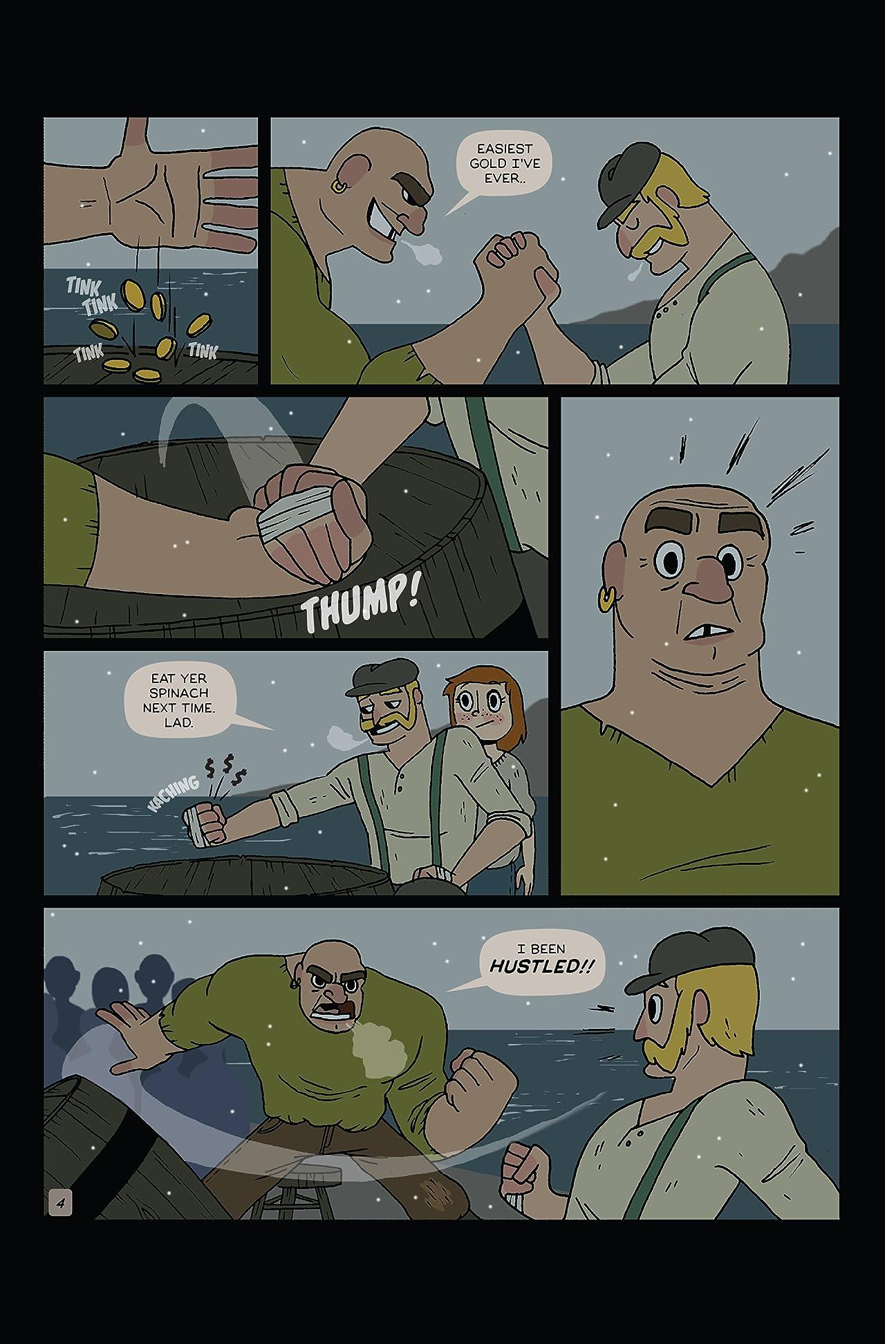 The Legend of Beard Fist #3