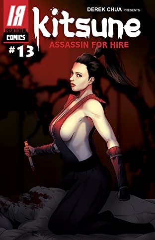 Kitsune: Assassin For Hire #13