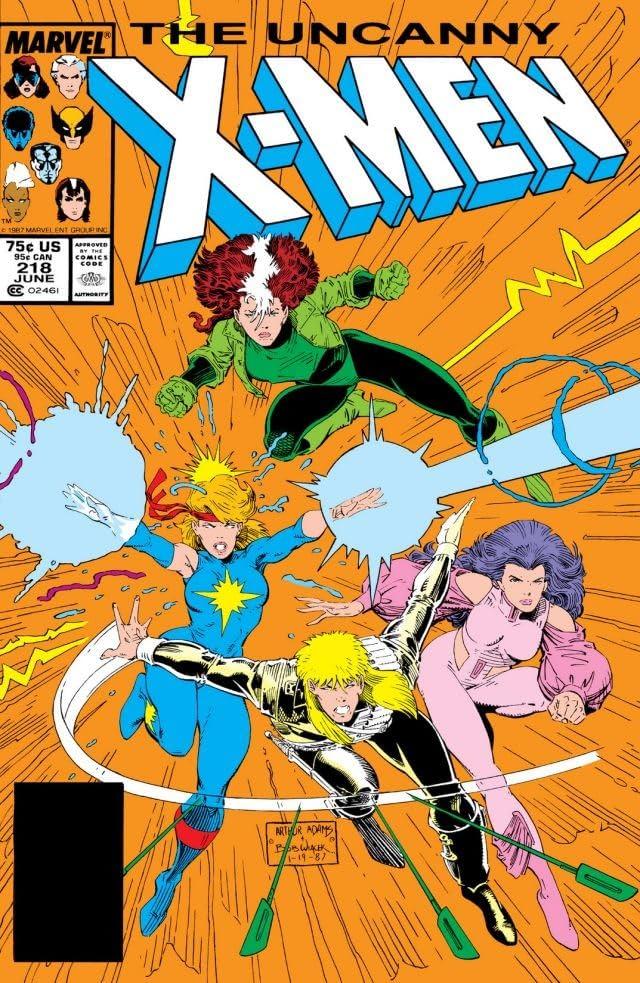 Uncanny X-Men (1963-2011) #218