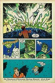 The Adventures of Auroraman #1