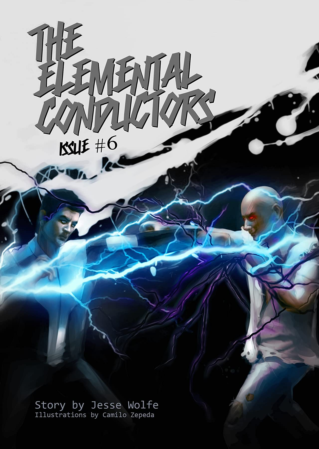 The Elemental Conductors #6