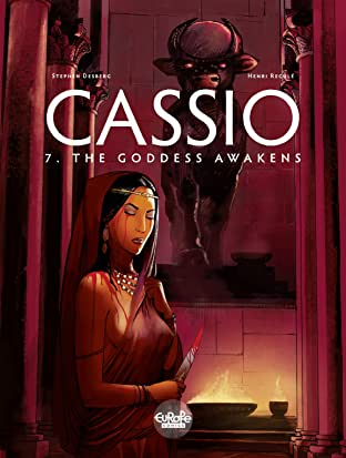 Cassio Vol. 7: The Goddess Awakens