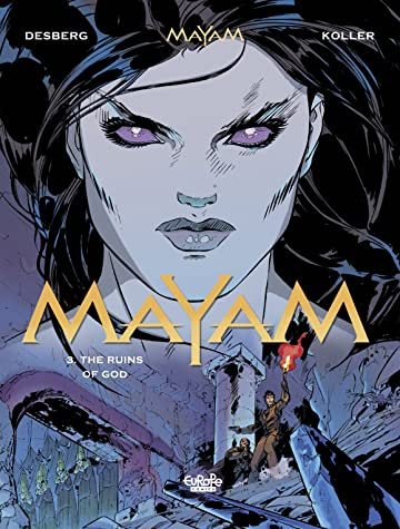 Mayam Vol. 3: The Ruins of God