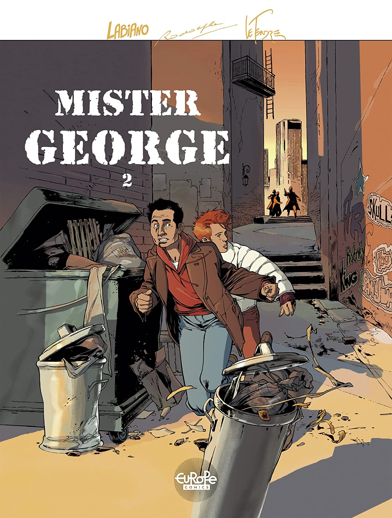 Mister George Tome 2