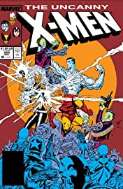 Uncanny X-Men (1963-2011) #229