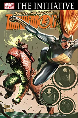 Thunderbolts (2006-2012) #112