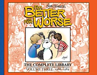 For Better or For Worse: The Complete Library Vol. 3