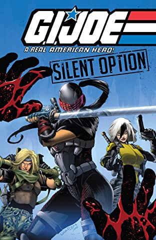 G.I. Joe: A Real American Hero: Silent Option