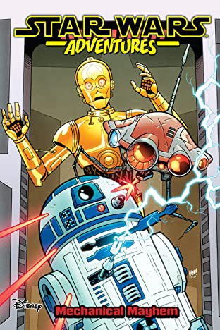 Star Wars Adventures Tome 5: Mechanical Mayhem